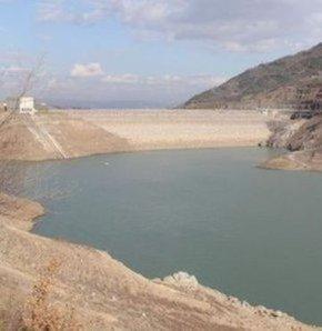 Barajlardaki doluluk oranı yükseldi