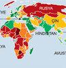 İşte dünyanın en mutlu ülkeleri!