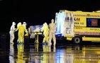 Ebola virüsü kapan ilk İtalyan tedavi altında