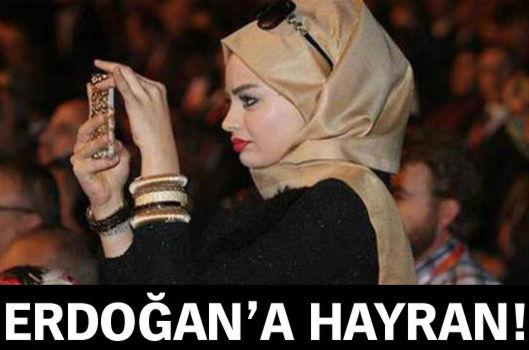 Erdoğan'ın İranlı hayranı!