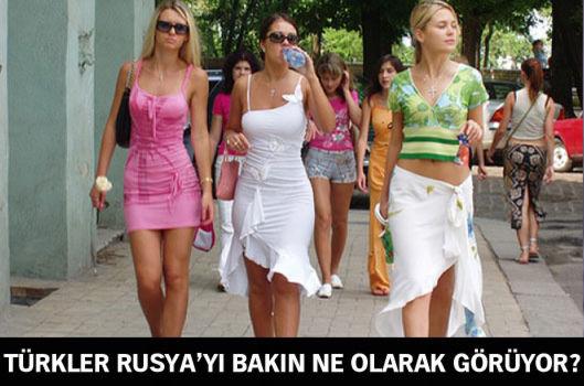 Tek bir simge ile Türklerin gözünde 25 ülke