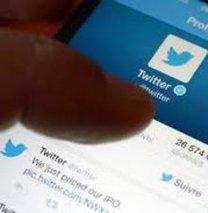 Twitter telefonunuzu 'izleyecek'