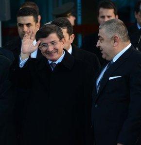 Ahmet Davutoğlu yeni havaalanının adını açıkladı