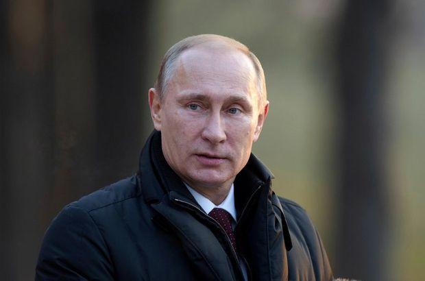 Rus lider Putin Türkiye'de