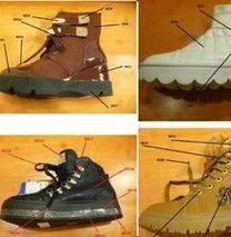 Zehirli ayakkabı fitili ateşledi