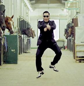 Gangnam Style, YouTube'un kabusu oldu!