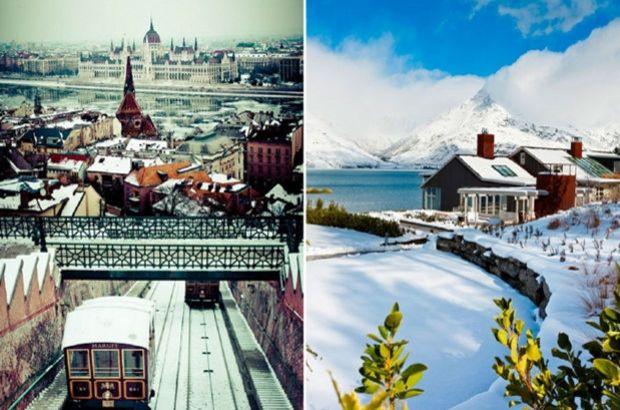 Karın en çok yakıştığı 10 şehir