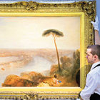 Telefonla 106.3 milyon liralık tablo aldı