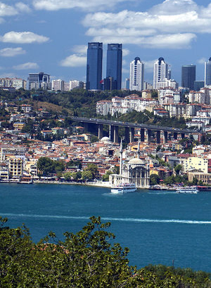 Yabancılar İstanbul'u aldı!