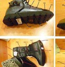 İşte zehirli ayakkabıların markası