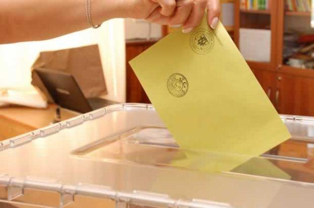 YSK'dan seçim için kritik karar