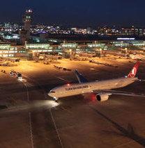Atatürk Havalimanı 125 bin nüfuslu bir şehre eşdeğer