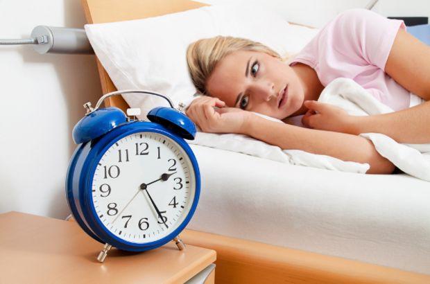 Uykuya dalmakta zorlanıyorsanız dikkat!