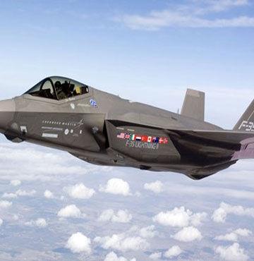 ABD, F-35 jetlerinin motor bakımı için Türkiye'yi seçti