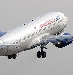 Uçak seferlerine sis engeli!