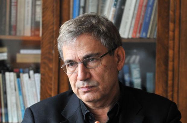 Orhan Pamuk'tan 'tuhaf' açıklamalar!