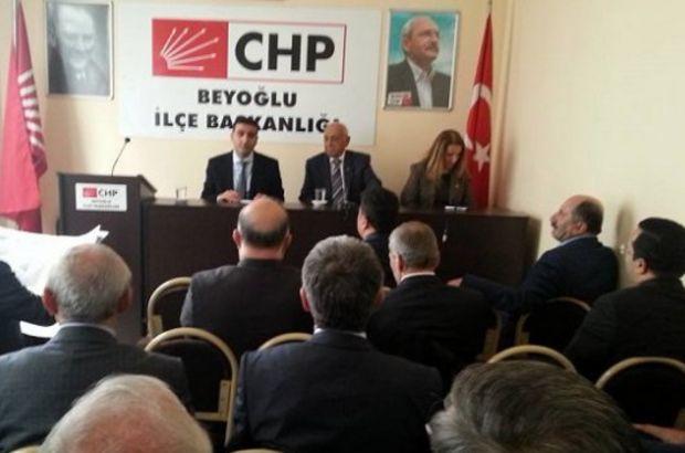 CHP'de 81 il başkanından 42'si vekillik için istifa edecek