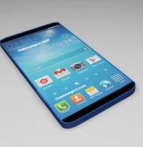 Samsung Galaxy S6 yola çıktı!