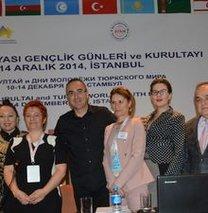 Türk dünyası '2.6'dan büyüktür!