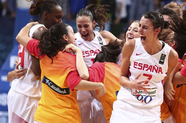 2018 Dünya Kadınlar Basketbol Şampiyonası 1-9 Eylül tarihlerinde düzenlenecek