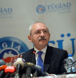 Kılıçdaroğlu: Basın özgür değilse halk da özgür değildir