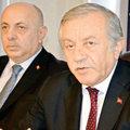 MHP'den Cumhurbaşkanı Erdoğan ve Başbakan Davut...
