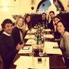 Floransa'da yılbaşı yemeği