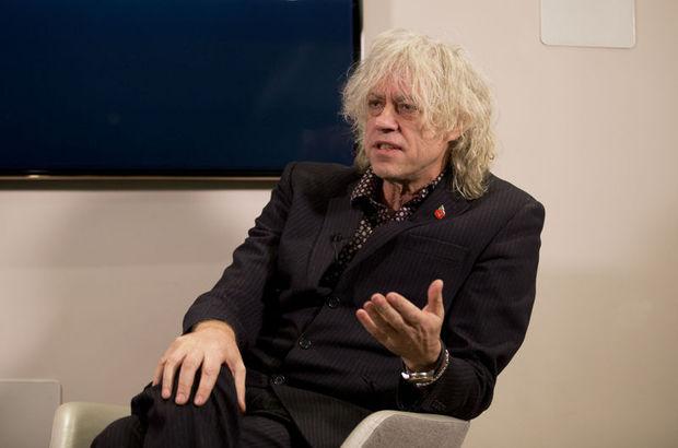 Bob Geldof ağır konuştu!