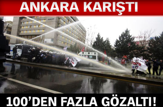 Ankara karıştı!