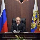 Putin, Rusya'nın önemli iş adamlarıyla bir araya geldi