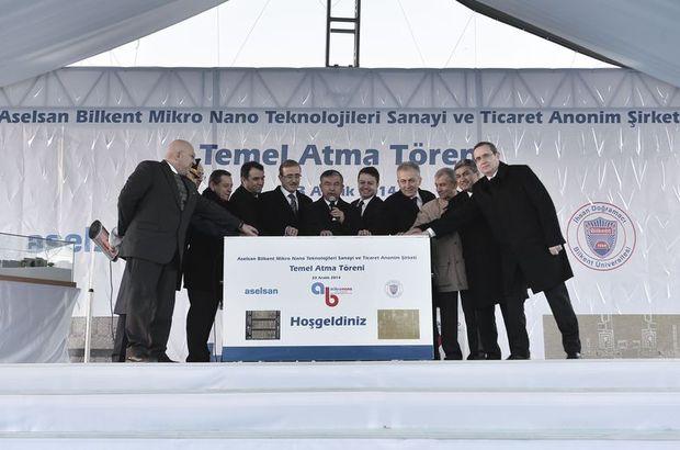 Türkiye'nin ilk çip fabrikasının temeli atıldı