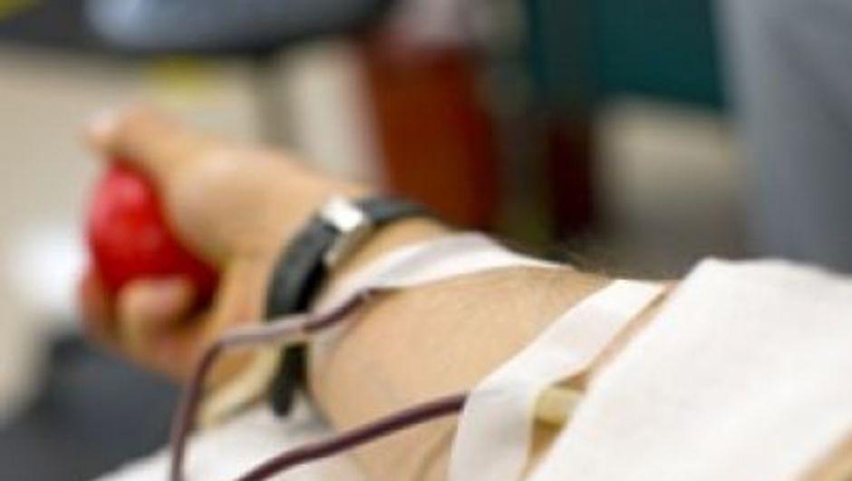 Kızılay, kan alma, AIDS