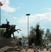 Antalya'ya Rixos süsü!