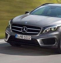 Şoförsüz Mercedes'in kamerası LG'den
