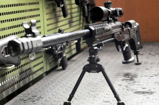 MKE'nin Paris'te çalınan silahı geri döndü