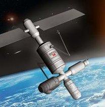 Parayı bastıranın uzayda uydusu olacak