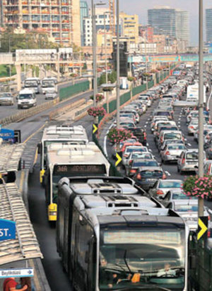İstanbul'un trafiği nasıl çözülür?