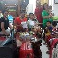 Kaybolan AirAsia uçağını kaçıran 10 kişilik aile