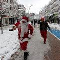 Yeniçeri, Noel babayı kovaladı