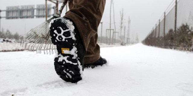 Buzda kayıp düşmemek için dikkat etmeniz gerekenler