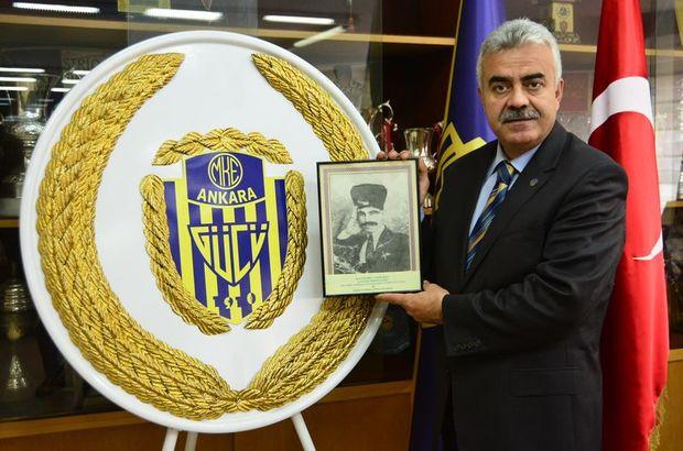 Ankaragücü eski başkanı Mehmet Yiğiner'in istifasının ardından 2 aydır MKE Ankaragücü Kulübü'ne başkanlık yapan Metin Akyüz, kongre öncesinde açıklamalarda bulundu.