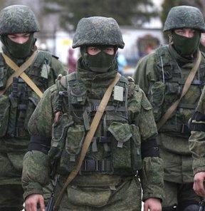 Ukrayna'daki Rus birlikleri