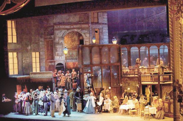 'Opera, müzelik bir şey değil'