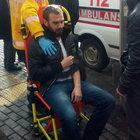 Ankara'da esnaf birbirine girdi!