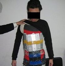 İntihar bombacısı değil kaçakçı!