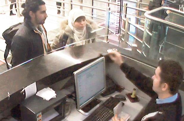 Fransa'daki koşer market saldırısını düzenleyen Amedy Coulibaly'nin aranan militan imam nikâhlı eşi Hayat Boumeddiene'i 2 Ocak'ta Türkiye'ye giriş yaparken gösteren görüntüleri, belli başlı yabancı televizyon kuruluşları Habertürk logosu ile yayınladı.
