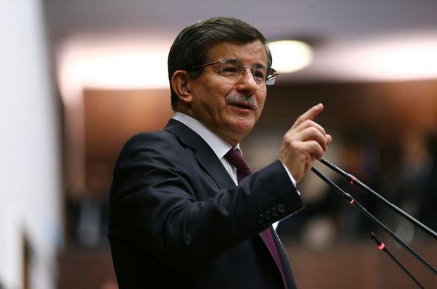Başbakan Ahmet Davutoğlu: Meydanı onlara bırakmayız Başbakan Davutoğlu'ndan Netanyahu eleştirilerine yanıt