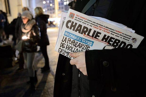 Charlie Hebdo Türkiye'de Türkçe dağıtılacak