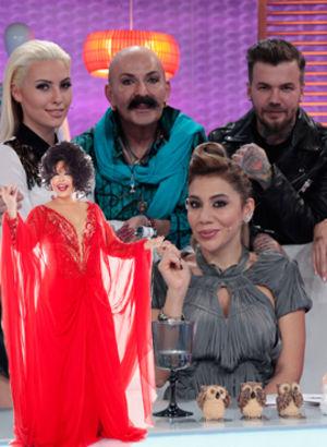 Diva Bülent Ersoy 'Bu Tarz Benim'de!