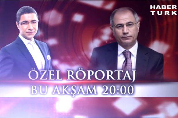 İçişleri Bakanı Efkan Ala Veyis Ateş'in konuğu oluyor, Habertürk TV Özel Röportaj, Habertürk TV Röportaj